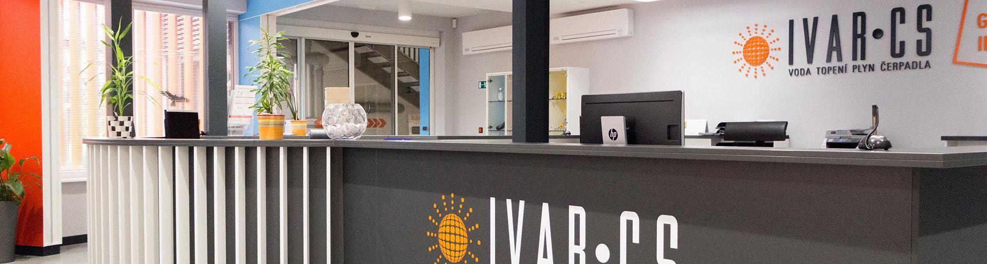 Informační systém pro společnost IVAR CS