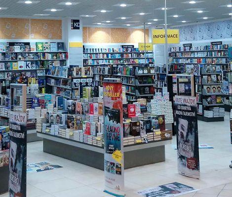 Informační systém FLORES pro řízení nákupu, prodeje a skladu